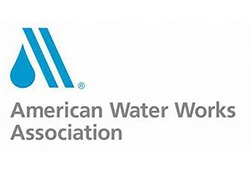 DOUG_REED SPEAKING _AWWA LOGO